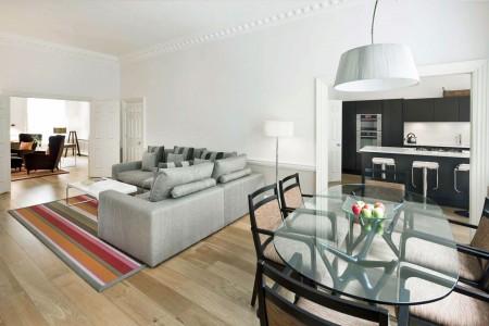 2 bedroom townhouse, mayfair, london