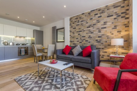 serviced apartments, camden, london