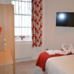 1 bedroom - flat 2