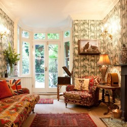 cosy drawing room