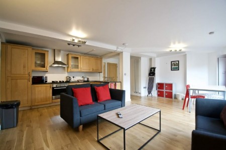 short let apartments in farringdon london