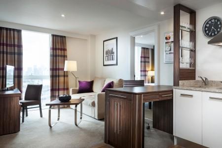 Stratford Apartment Hotel, Stratford, London E20