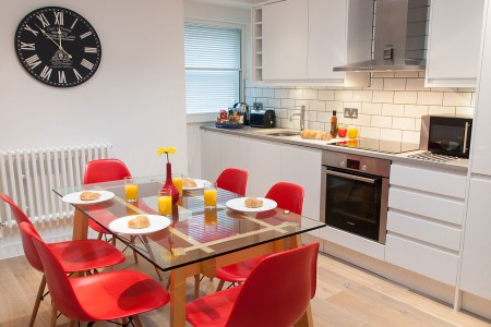 serviced apartments soho