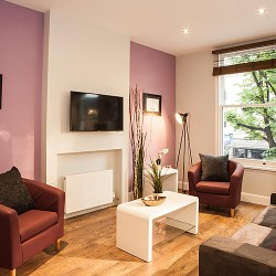 short let serviced apartments, hammersmith, london w6