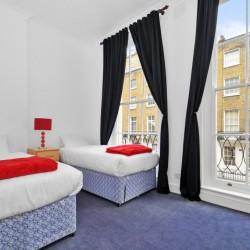 holiday apartments, bloomsbury, london