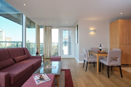 short let serviced apartments, london bridge, london