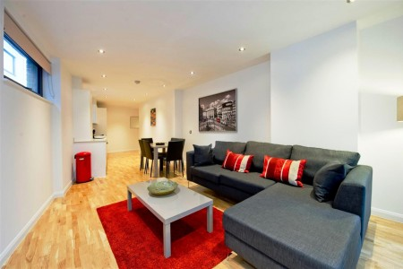 serviced apartments, london bridge