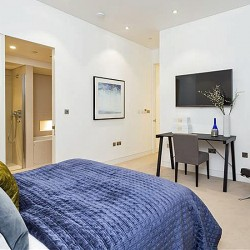 3 bedroom short term accommodation in marylebone, london, w1