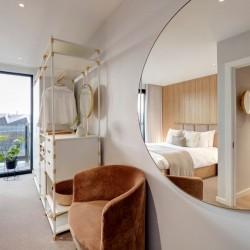 bedroom, Camden Apartments, Camden, London NW1