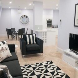 serviced apartments in soho, london w1