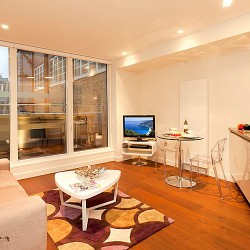 corporate serviced accommodatin, covent garden, london