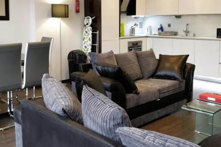 short let apartments, tower hill, london
