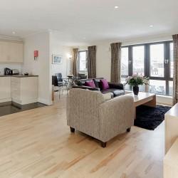 short let accommodation, london ec3