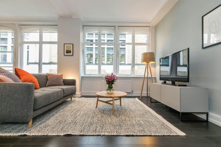 corporate accommodation, aldgate, london
