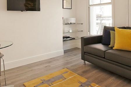 studio in mayfair, london