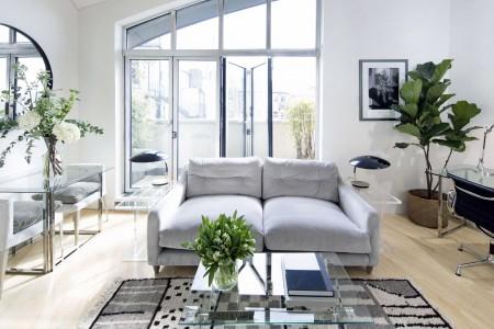 luxury living in mayfair, london
