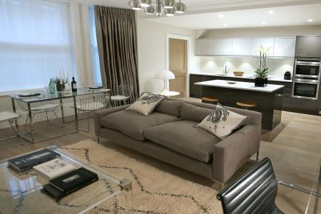short let accommodation, marylebone, london