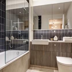 bathroom, Camden Apartments, Camden, London NW1