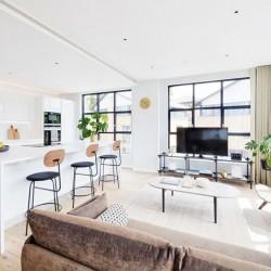 living room, Camden Apartments, Camden, London NW1
