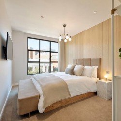 double bedroom, Camden Apartments, Camden, London NW1
