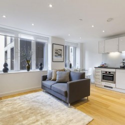 short let corporate accommodation, city of london, ec4