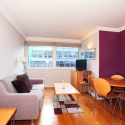short let serviced apartments in fitzrovia, london w1