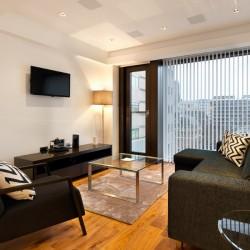 short let serviced apartments, london