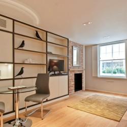 short let serviced apartments, marylebone, london