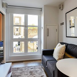 1 bedroom short let apartments, camden, london