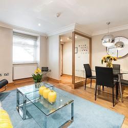 short let apartments, marylebone, london