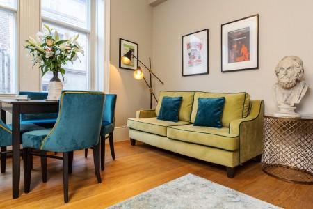 serviced apartments, covent garden, london, england