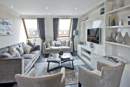 luxury serviced apartments, south kensington, london