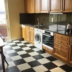 palace gate apartments, kensington, kitchen