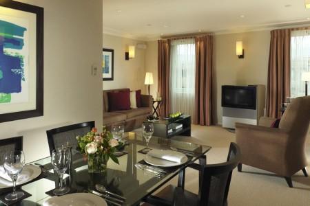 living room, Sloane Street Apartments, Chelsea, London SW1