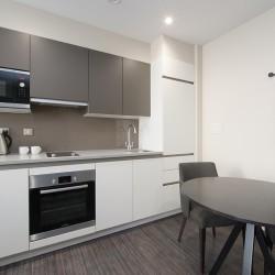 corporate accommodation, city, london