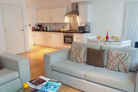 short let apartments, covent garden, london