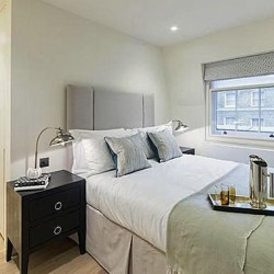 short let serviced accommodation, belgravia, london sw1, uk