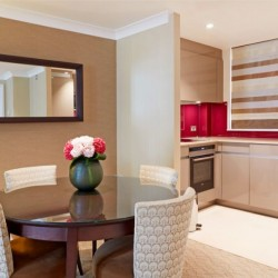 corporate housing, mansion house, london