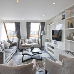 luxury serviced apartments, south kensington, london