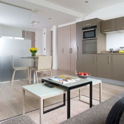 short let accommodation, farringdon, london ec1