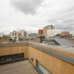 3 bedroom apartment - roof terrace