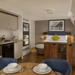 apartment hotel, barbican, london