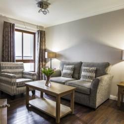 short let serviced apartments, edinburgh eh3, scotland