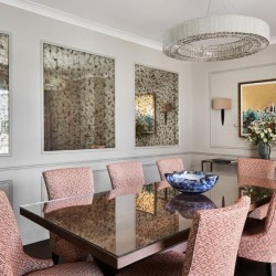 dining area, Green Park Apartments, Mayfair, London