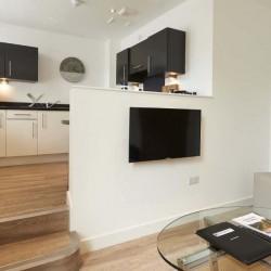 short let serviced apartments, edinburgh eh2, scotland
