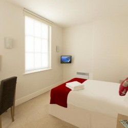 short term serviced apartments, cardiff cf11, uk