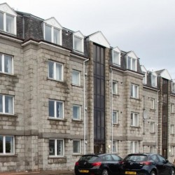 short let serviced apartments, aberdeen, ab10