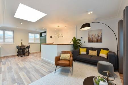 2 bedroom apartment in marylebone, london