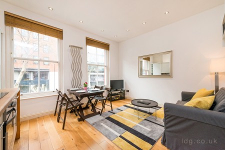 1 bedroom apartments in holborn, london