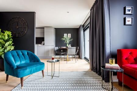 3 bedroom penthouse in kings cross, london